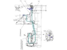 Привод дроссельной заслонокой («газ»). Привод декомпрессора