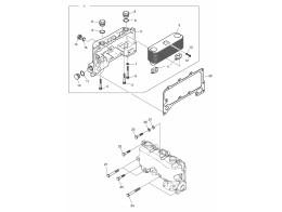 011 маслоохладитель/oil cooler