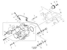 019 Топливный насос высокого давления/INJECTION PUMP & DRIVE
