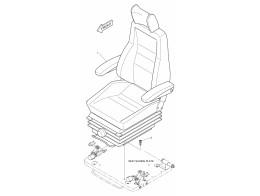 1460 Установка сиденья/SEAT MOUNTING