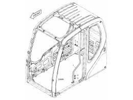 1545 ручка/handle - cabin [5263 ~ ]