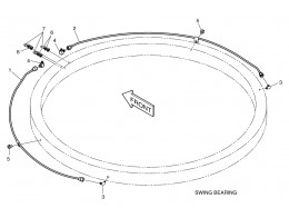 1700 Смазочные трубопроводы/LUBRICATOR PIPING