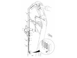 6870 смазочные трубопроводы/lubrication piping - arm