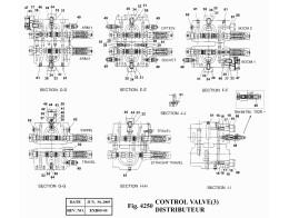 4250 Распределитель/CONTROL VALVE(3)
