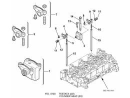 0103 головка цилиндров/cylinder head (2/2)