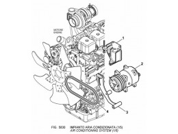5830 кондиционер/air conditioning system (1/5)