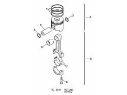 0245 поршень/piston