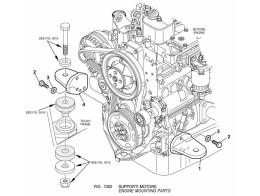 1000 подвеска двигателя/engine mounting parts