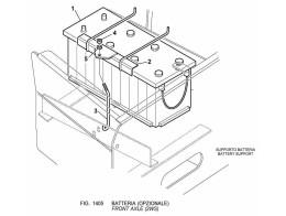 1405 Аккумуляторная батарея/BATTERY (OPTIONAL)