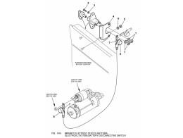 1410 Электрооборудование/ELECTRICAL SYSTEM (BATTERY DISCONNECTING SWITCH)