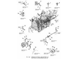 1420 Электрооборудование/ELECTRICAL SYSTEM (ENGINE LINE)(1/2)