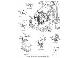1430 Электрооборудование/ELECTRICAL SYSTEM (ENGINE LINE)(2/2)