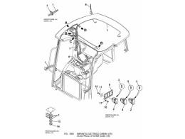 1560 Электрооборудование/ELECTRICAL SYSTEM (CAB)(1/5)