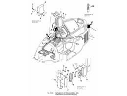 1570 Электрооборудование/ELECTRICAL SYSTEM (CAB)(3/5)