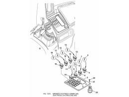 1575 Электрооборудование/ELECTRICAL SYSTEM (CAB)(4/5)