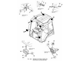 1580 Электрооборудование/ELECTRICAL SYSTEM (CAB)(5/5)