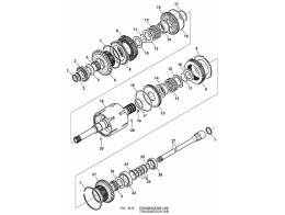 3215 трансмиссия/transmission (4/9)
