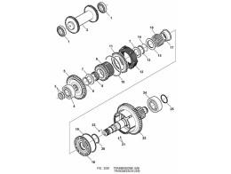 3220 трансмиссия/transmission (5/9)
