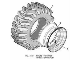 3720 колеса/wheels (440/80r28)
