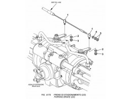 4170 стояночный тормоз/parking brake (2/2)