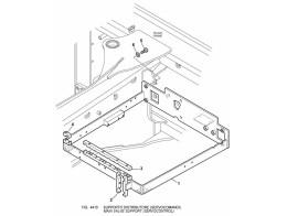 4410 управление/main valve support (servocontrol)