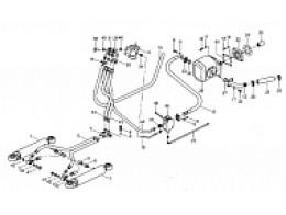 Гидравлическая система рулевого управления 300F.07.2
