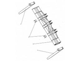 Вилы палетные LW330F(II).39