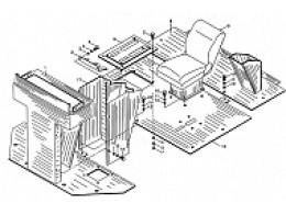 Блок платформы оператора Z3.16B