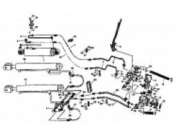 Рабочая гидравлическая система LW330F.10