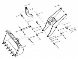 Рабочее устройство LW330F(G).11