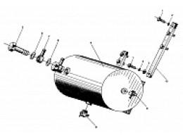 Резервуар для воздуха Z3.12.11A