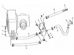 Система воздушного отопления LW330F(II).21
