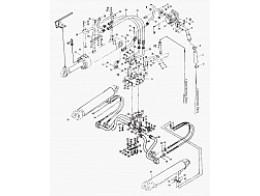 560F.7.1 Рабочая гидравлическая система