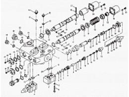 DF32.2C Управляющий клапан