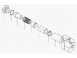 FLD-F60 Клапан поддержания постоянной скорости протекания жидкости