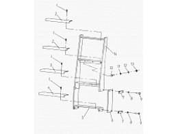 LW560F.6.12 Лестница