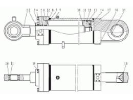DUMP CYLINDER(371368)
