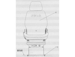 321013 Seat assy