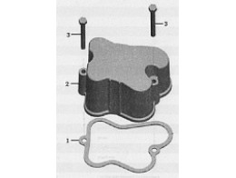 Cylinder head cover gr615040416