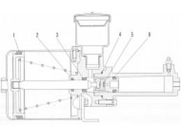 BRAKE BOOSTER (330604)