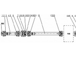 DRIVE SHAFT GROUP