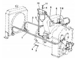 B6800B1 TORQUE CONVERTER SYSTEM