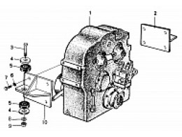 B6800C1 TRANSMISSION SYSTEM
