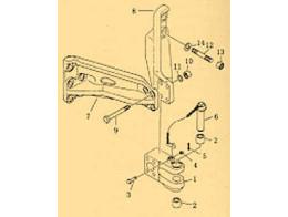 Decelerator pedal
